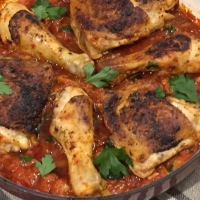 Smoked Paprika Chicken - a delicious nod to Spain